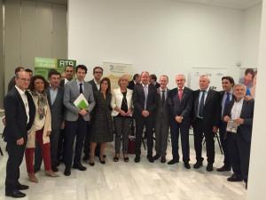 I feria del emprendedor Ourense 2015