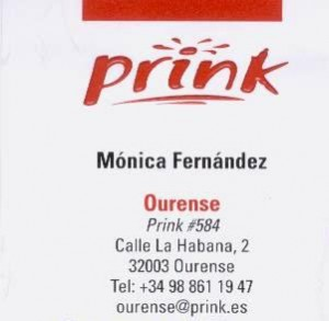 Prink Ourense Consumibles