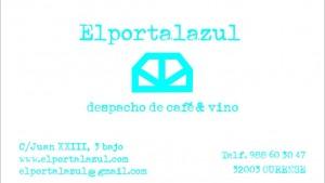 el portal el azul
